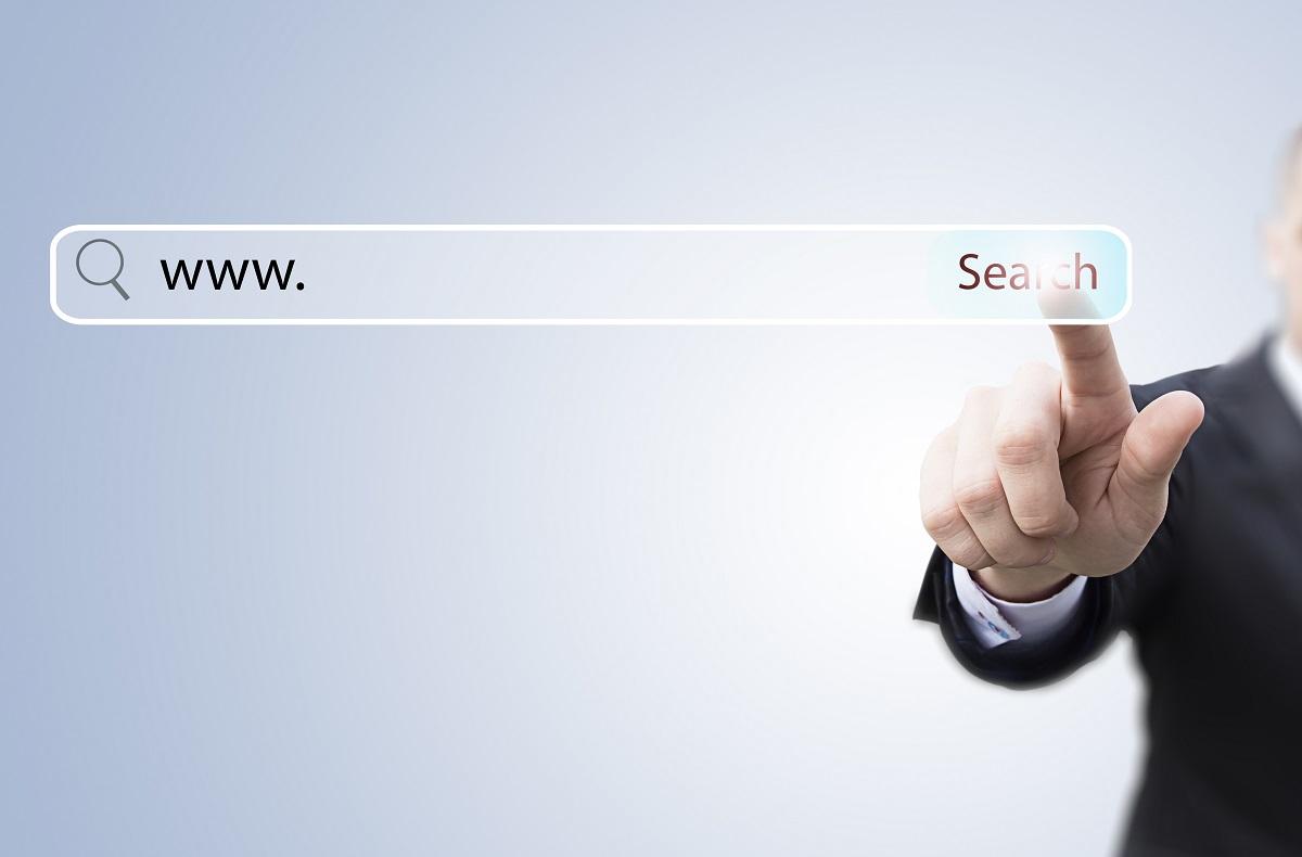 domain name concept