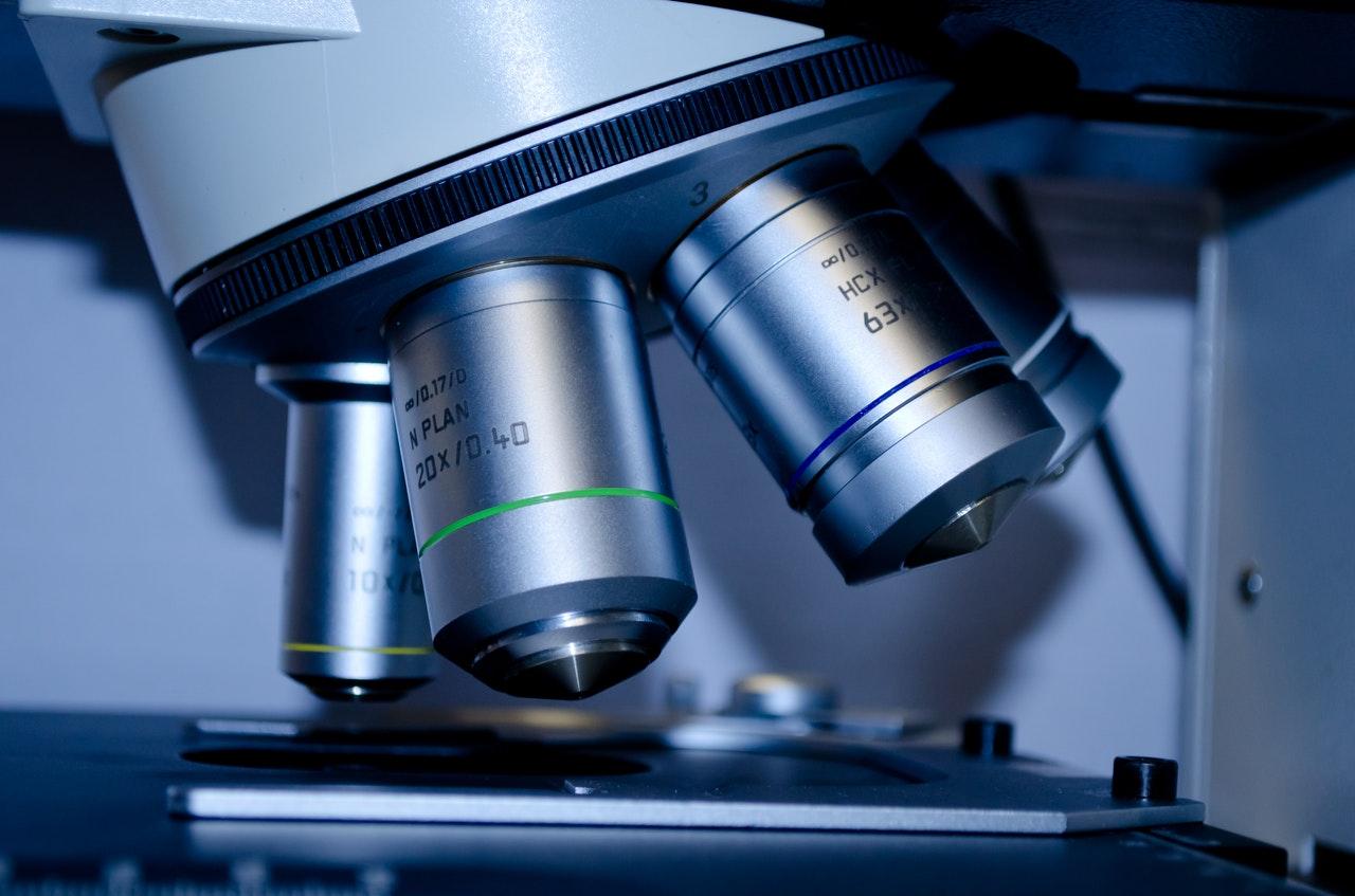 research - microscope