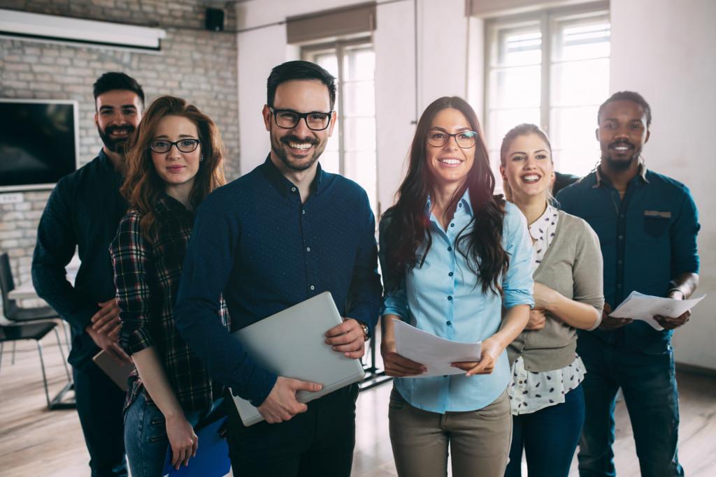 employee training concept
